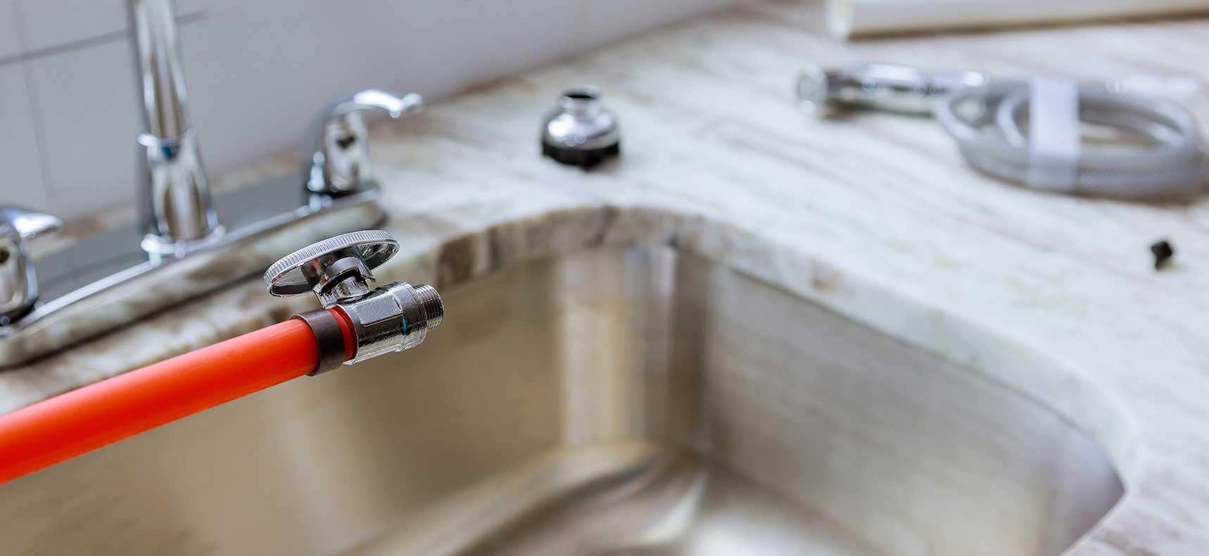 Instalación de agua